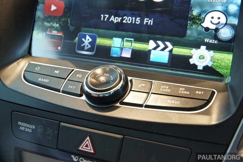 Hyundai Santa Fe Premium – 6 airbags, RM179k-191k Image #329728