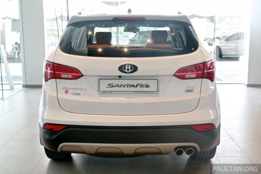 Hyundai Santa Fe Premium – 6 airbags, RM179k-191k Image #329697