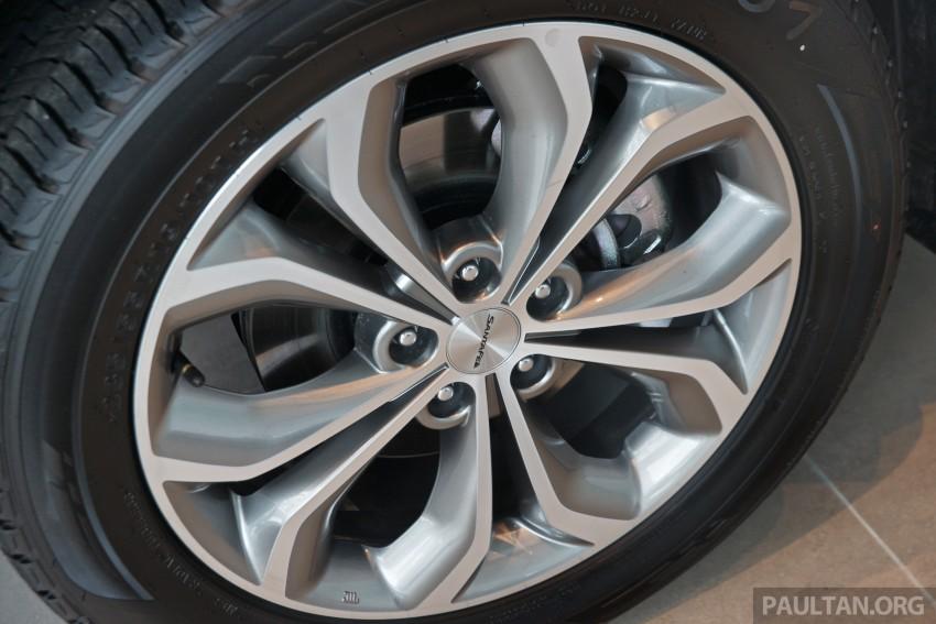 Hyundai Santa Fe Premium – 6 airbags, RM179k-191k Image #329698