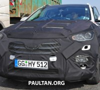 Hyundai Santa Fe facelift 2
