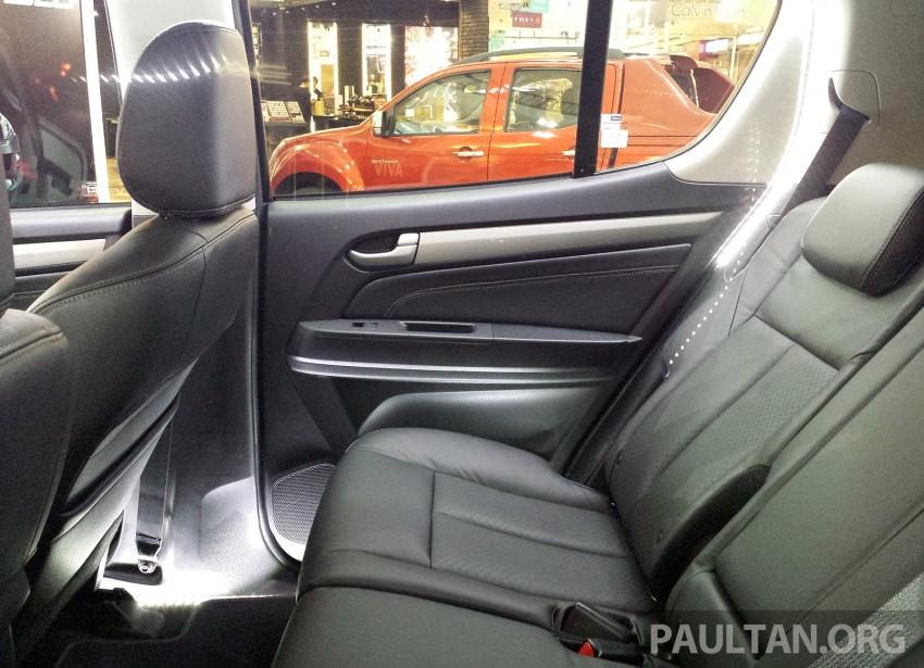 Isuzu MU-X – 7-seater 2.5L SUV previewed in Malaysia Image #332117