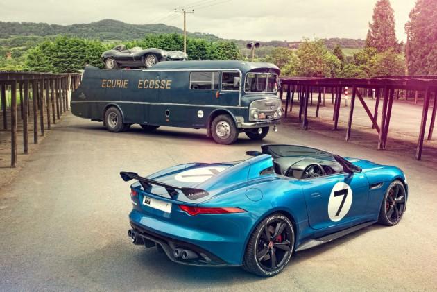 Jaguar-F-Type-Project-7-rear
