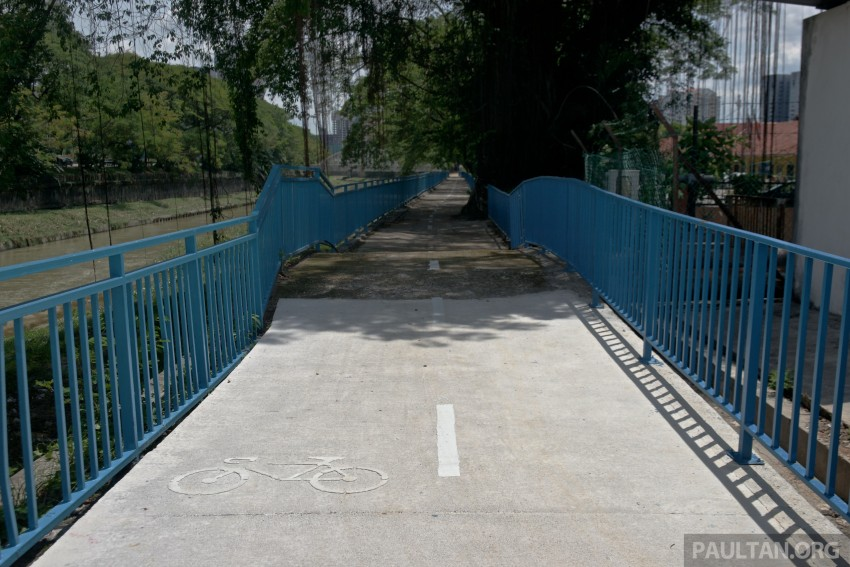 Kuala Lumpur opens first bicycle path for public use Image #328115