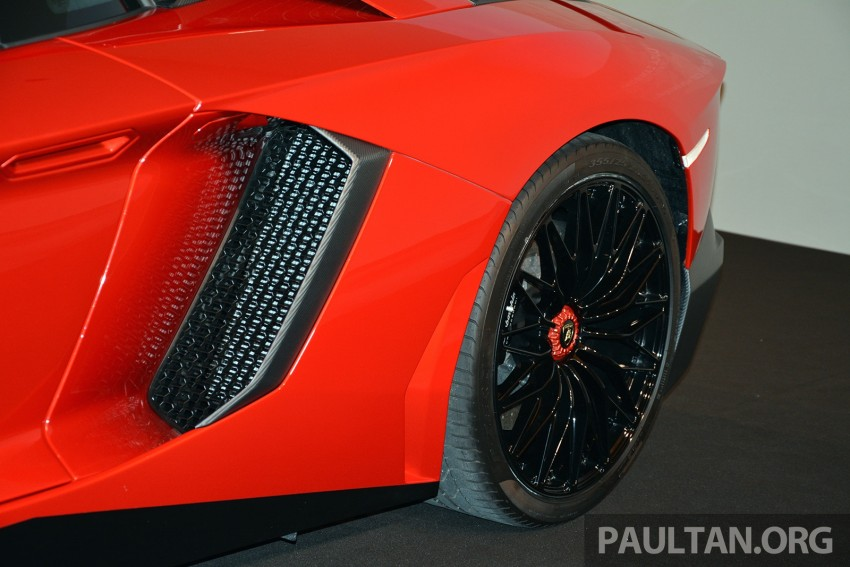 Lamborghini Aventador LP750-4 Superveloce makes ASEAN debut – 5 units for Malaysia at RM3.5m est Image #331458