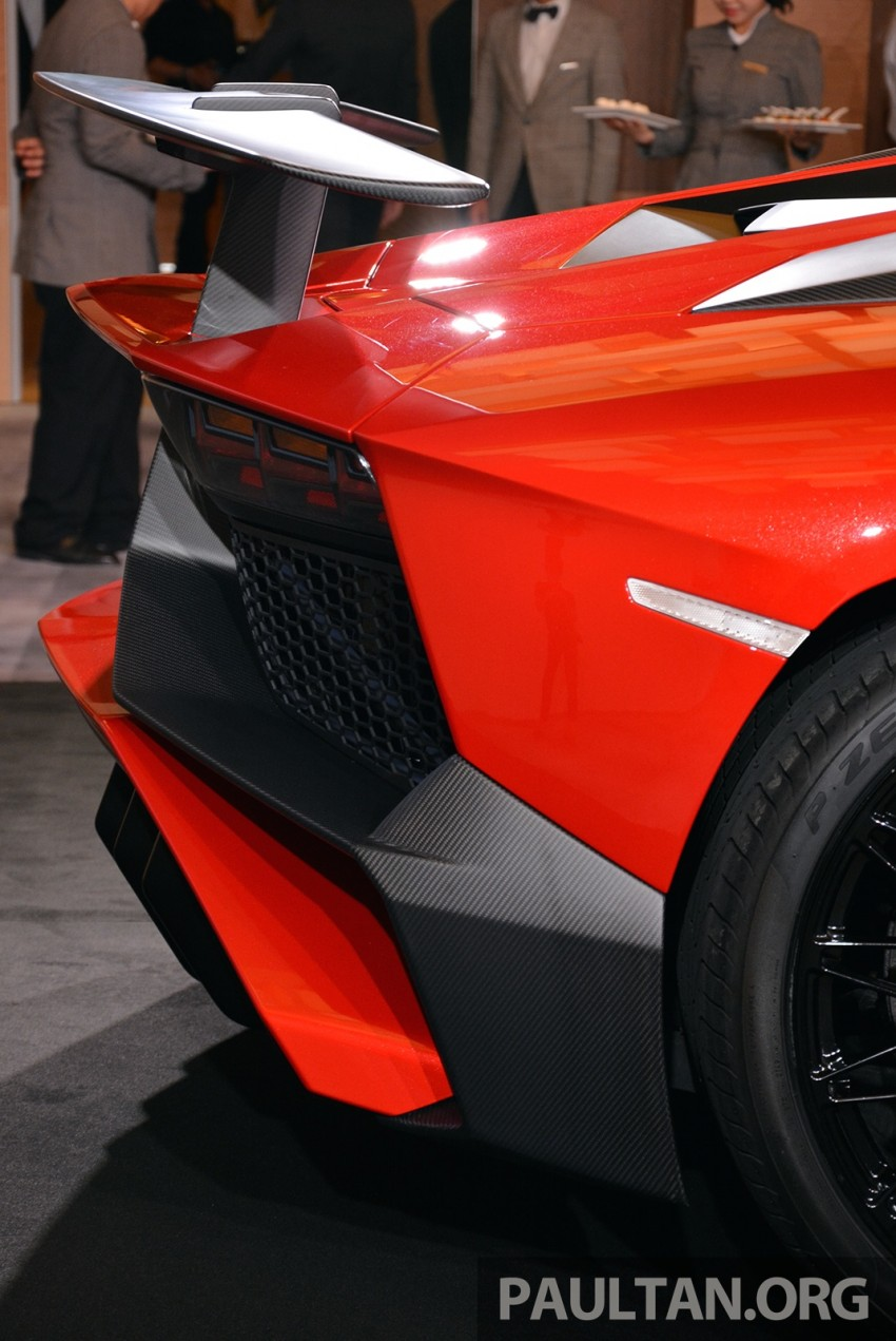 Lamborghini Aventador LP750-4 Superveloce makes ASEAN debut – 5 units for Malaysia at RM3.5m est Image #331463