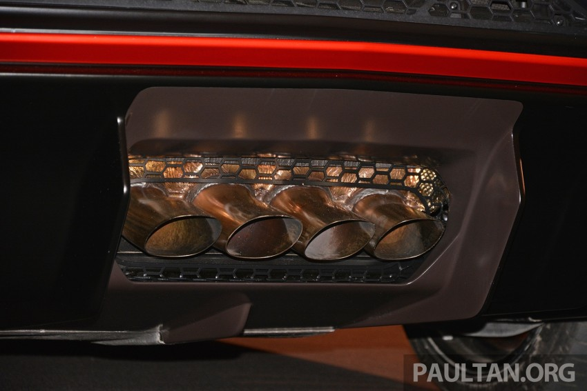Lamborghini Aventador LP750-4 Superveloce makes ASEAN debut – 5 units for Malaysia at RM3.5m est Image #331465