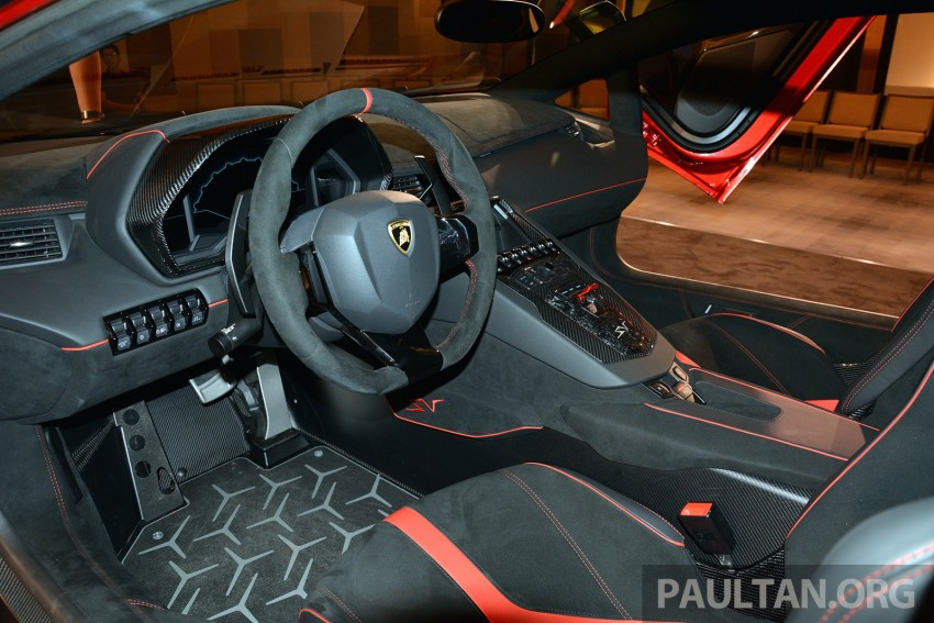 Lamborghini Aventador LP750-4 Superveloce makes ASEAN debut – 5 units for Malaysia at RM3.5m est Image #331471