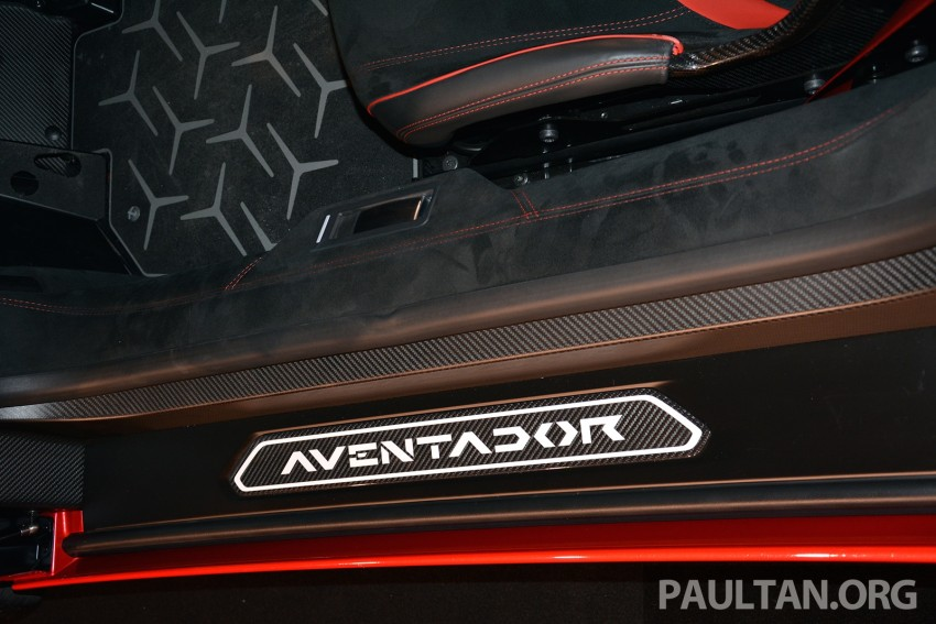 Lamborghini Aventador LP750-4 Superveloce makes ASEAN debut – 5 units for Malaysia at RM3.5m est Image #331473