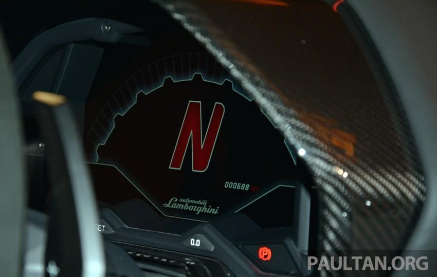 Lamborghini Aventador LP750-4 Superveloce makes ASEAN debut – 5 units for Malaysia at RM3.5m est Image #331477
