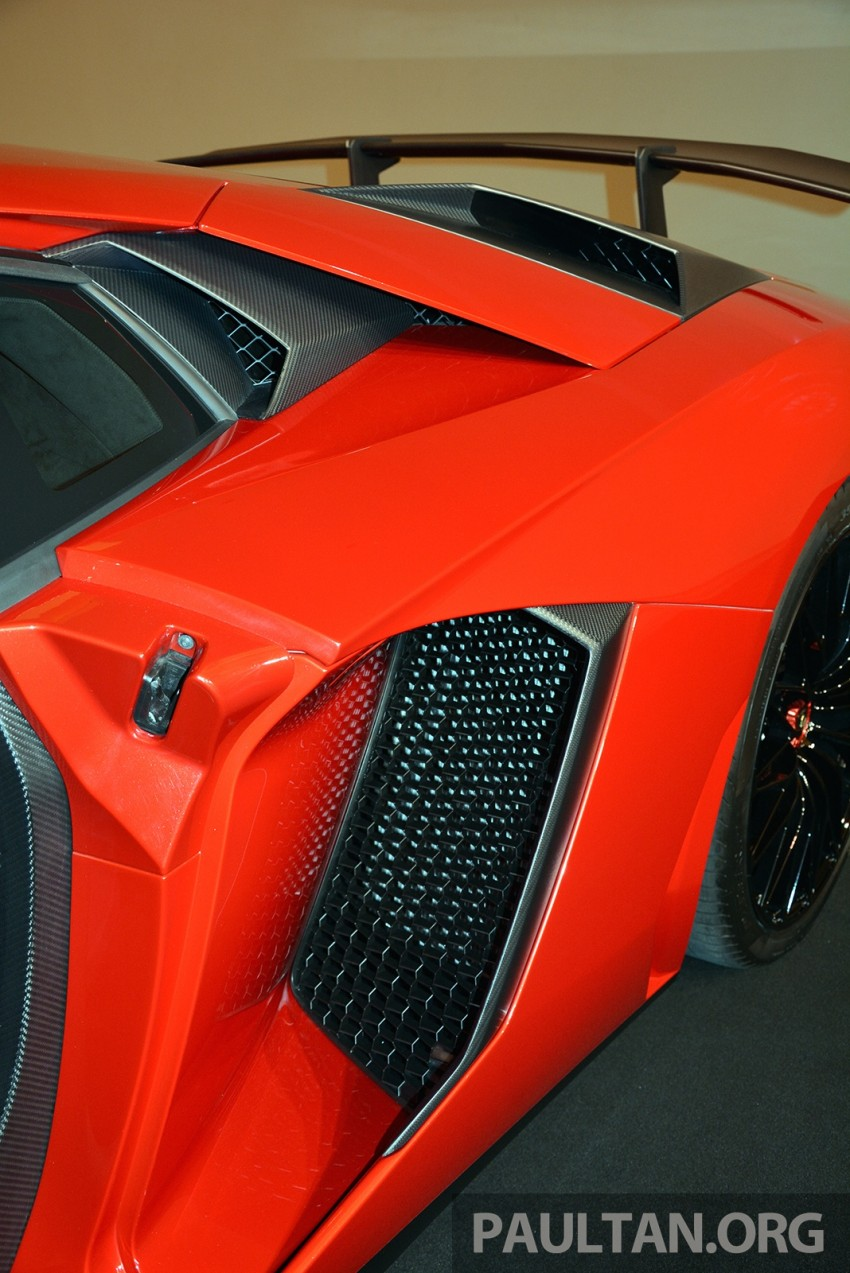 Lamborghini Aventador LP750-4 Superveloce makes ASEAN debut – 5 units for Malaysia at RM3.5m est Image #331481