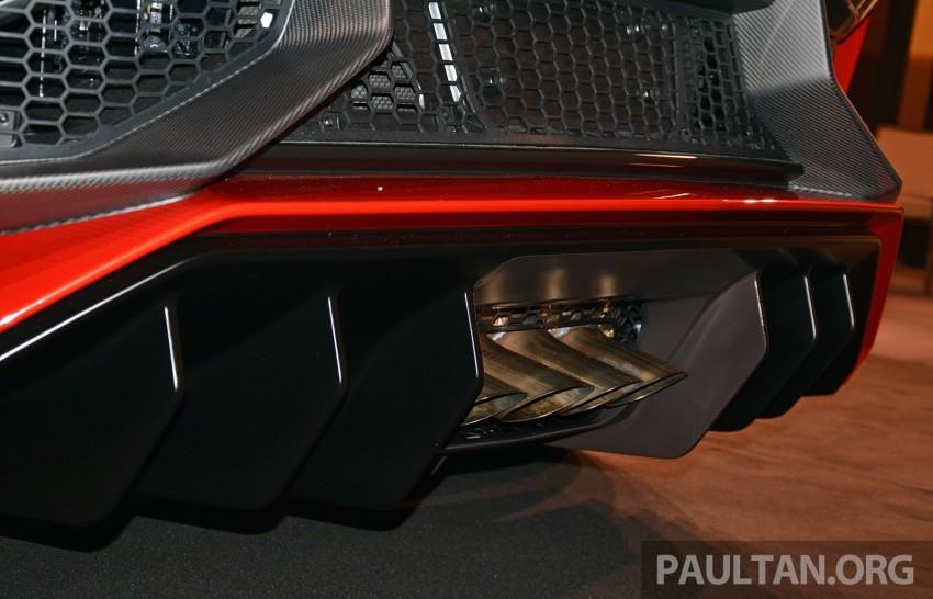 Lamborghini Aventador LP750-4 Superveloce makes ASEAN debut – 5 units for Malaysia at RM3.5m est Image #331483