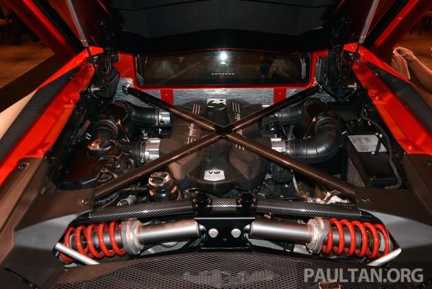 Lamborghini Aventador SV 43