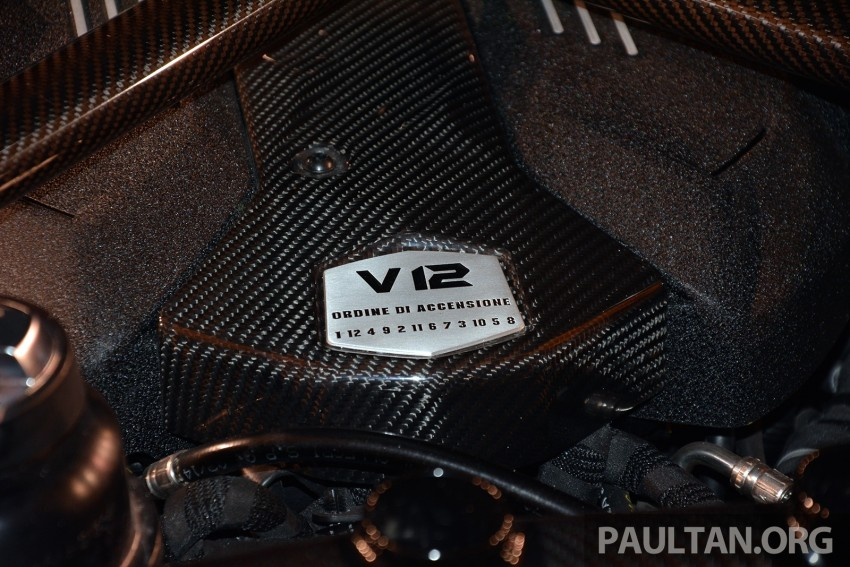 Lamborghini Aventador LP750-4 Superveloce makes ASEAN debut – 5 units for Malaysia at RM3.5m est Image #331490