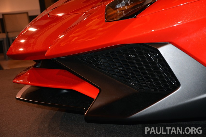 Lamborghini Aventador LP750-4 Superveloce makes ASEAN debut – 5 units for Malaysia at RM3.5m est Image #331452