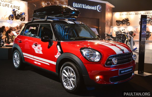 Mini Cooper Countryman Facelift Launched Rm199k