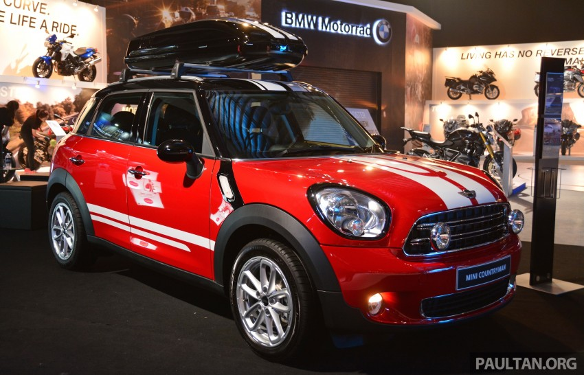 MINI Cooper Countryman facelift launched – RM199k Image #329089