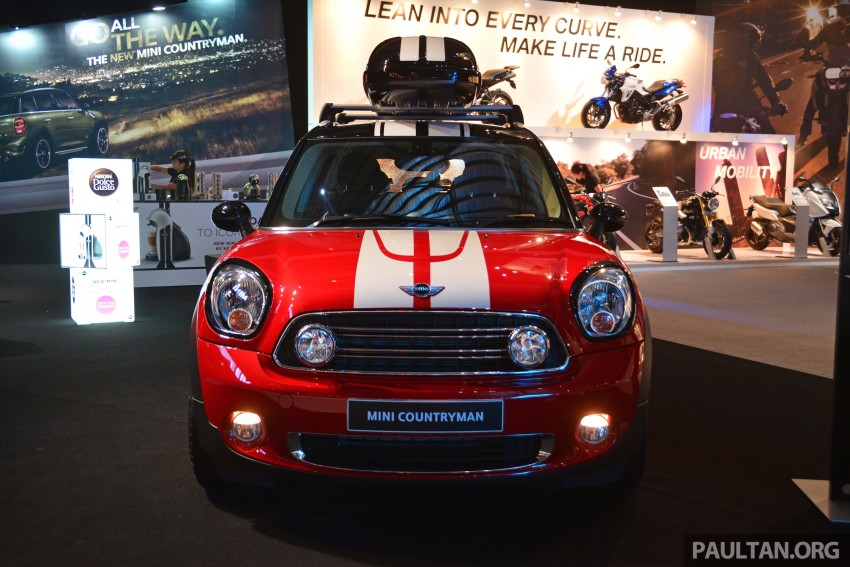 MINI Cooper Countryman facelift launched – RM199k Image #329090