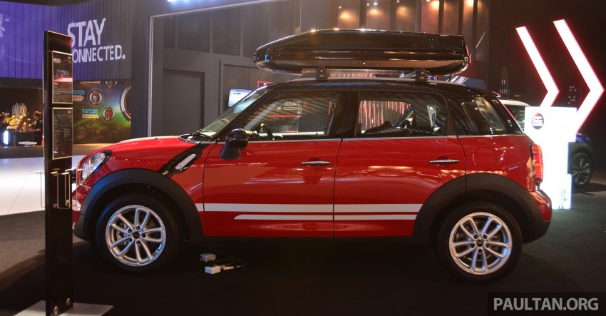 MINI Cooper Countryman facelift launched – RM199k Image #329092