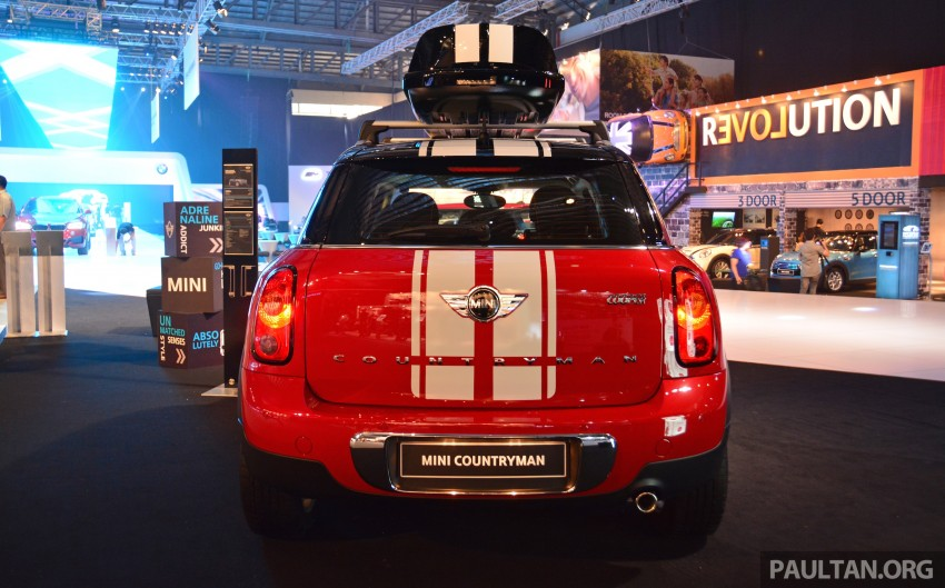 MINI Cooper Countryman facelift launched – RM199k Image #329094
