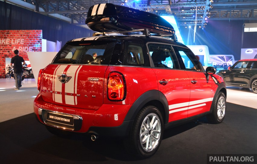 MINI Cooper Countryman facelift launched – RM199k Image #329095