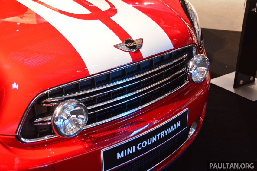 MINI Cooper Countryman facelift launched – RM199k Image #329097