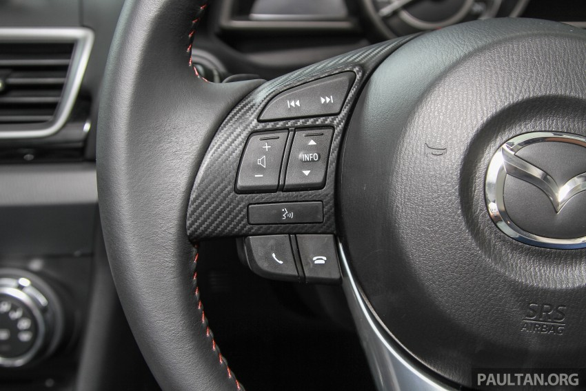 Mazda 3 CKD launched in Malaysia, RM106k-121k Image #326555