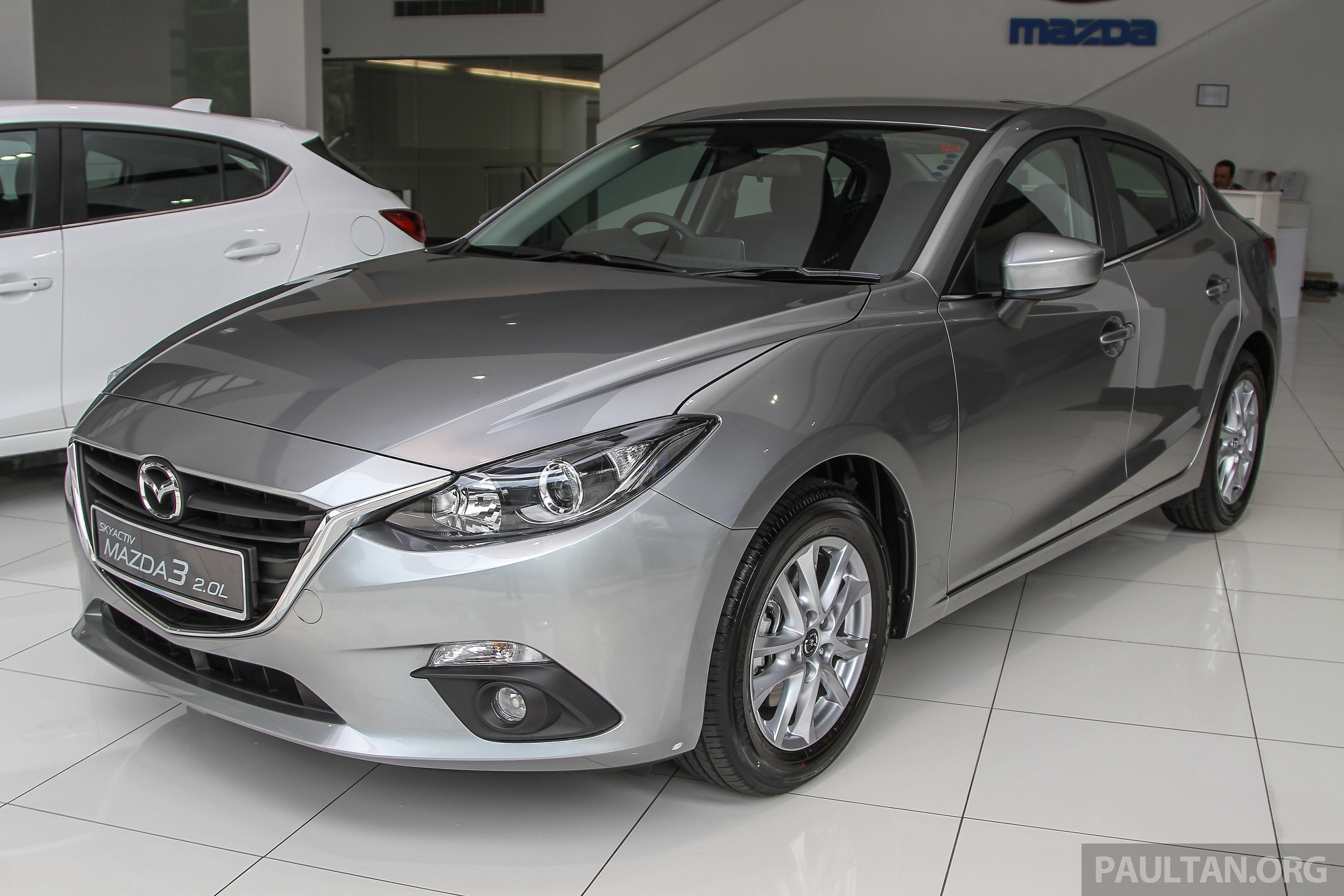 mazda 3 ckd launched in malaysia rm106k 121k image 326506. Black Bedroom Furniture Sets. Home Design Ideas