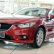 Mazda 6 Facelift 1
