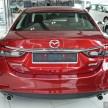 Mazda 6 Facelift 4