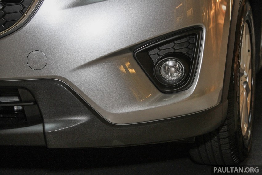 Mazda CX-5 GL launched, new base variant at RM126k Image #326433