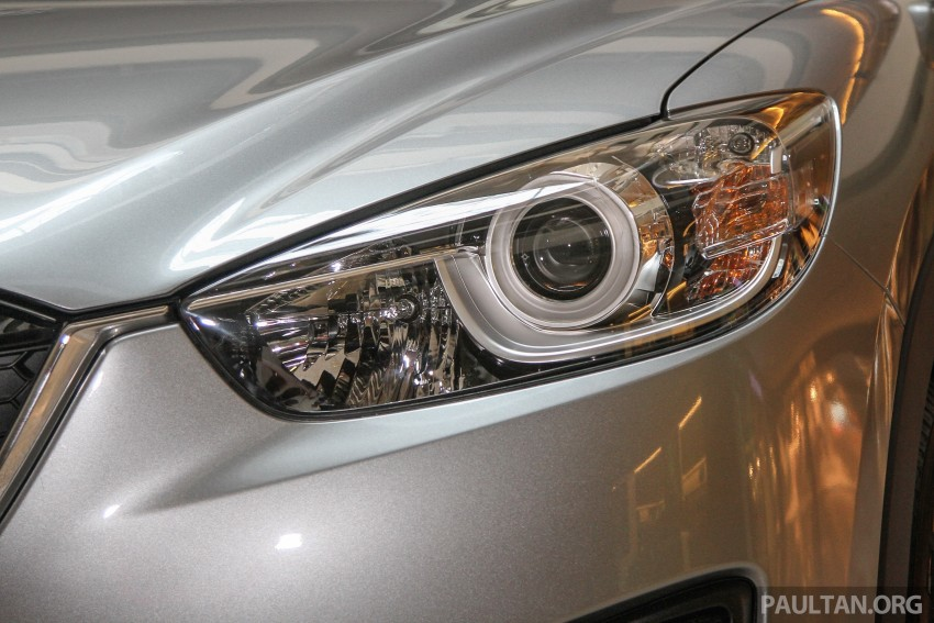 Mazda CX-5 GL launched, new base variant at RM126k Image #326434