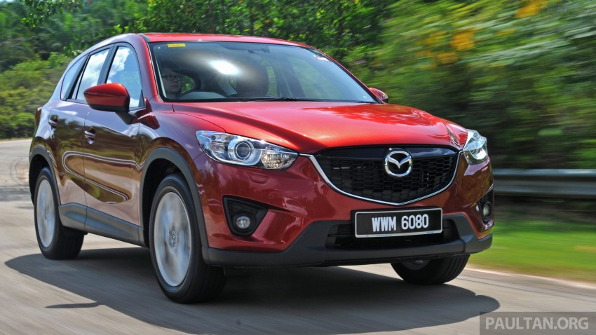 GST: Mazda prices reduced for existing model lineup – pricing announced for Mazda 3 CKD and 6 facelift Image #324735