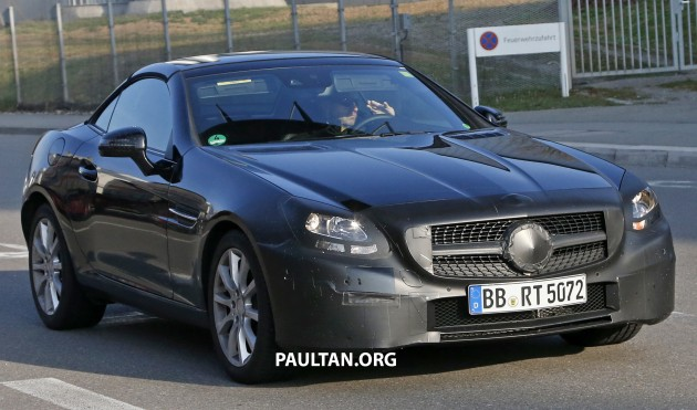 Mercedes SLC 3 copy