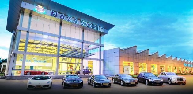 Naza Auto Mall