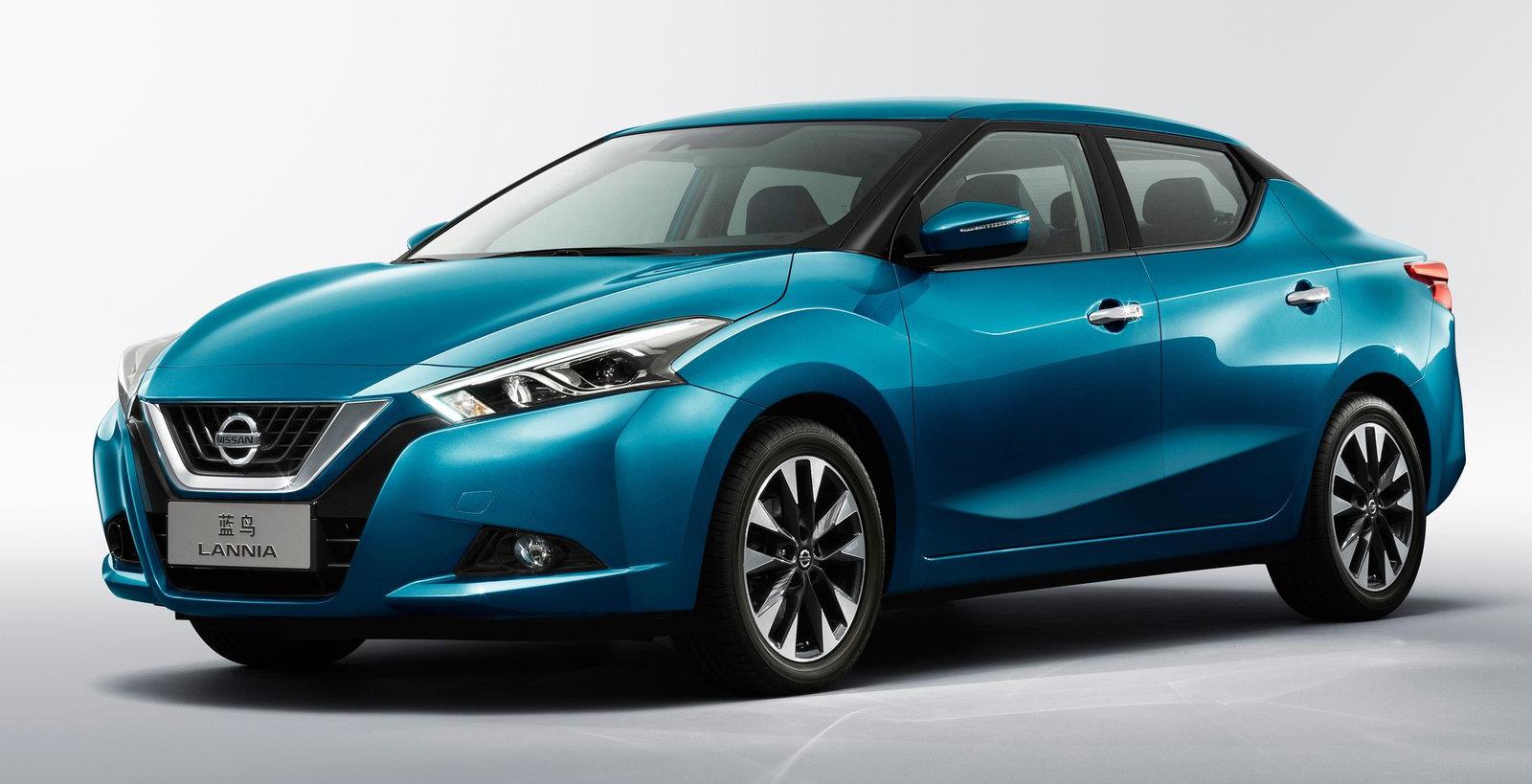 Nissan 2018 >> Shanghai 2015: Production Nissan Lannia for China Paul Tan - Image 330340