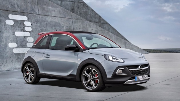 Opel Adam Rocks S-05