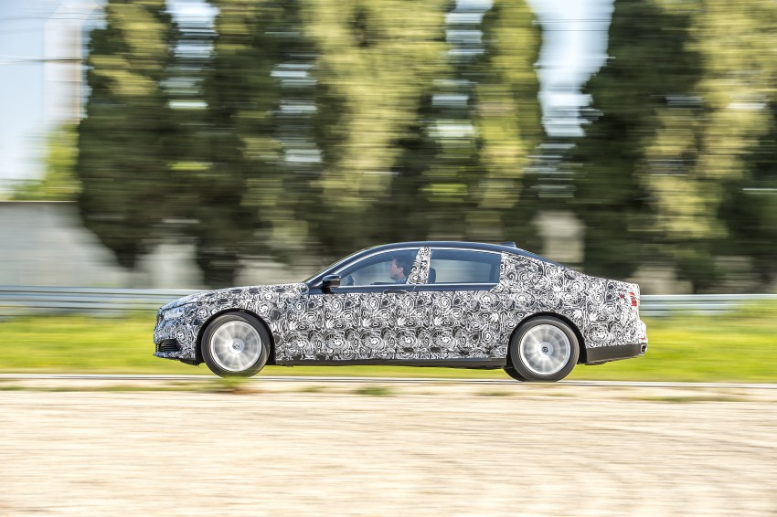 2016 BMW 7 Series G11/G12 – first details released Image #329918