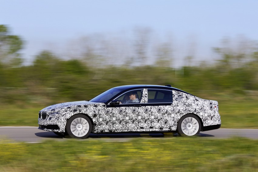2016 BMW 7 Series G11/G12 – first details released Image #329935