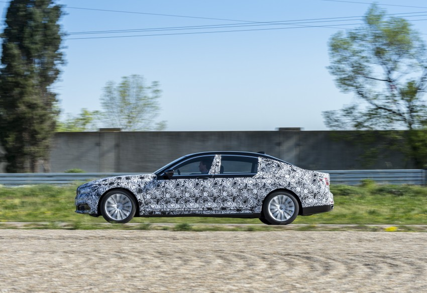 2016 BMW 7 Series G11/G12 – first details released Image #329947
