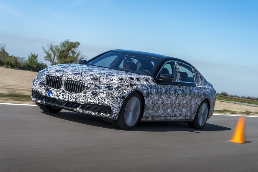 2016 BMW 7 Series G11/G12 – first details released Image #329952