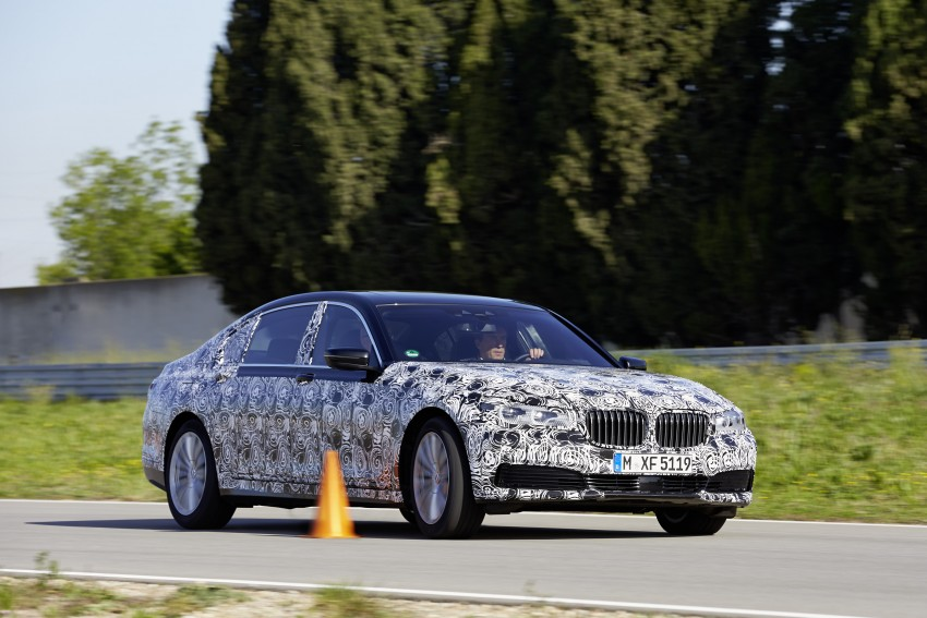 2016 BMW 7 Series G11/G12 – first details released Image #329937