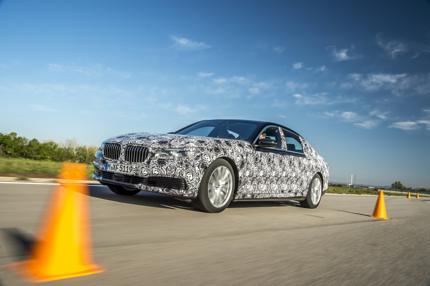 2016 BMW 7 Series G11/G12 – first details released Image #329916
