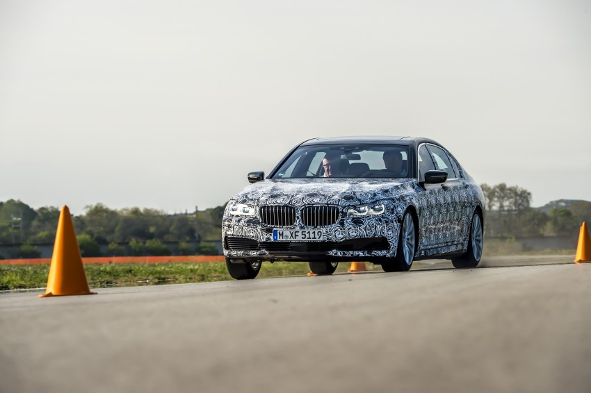 2016 BMW 7 Series G11/G12 – first details released Image #329943