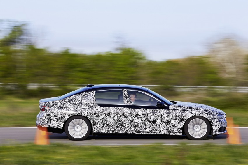 2016 BMW 7 Series G11/G12 – first details released Image #329928