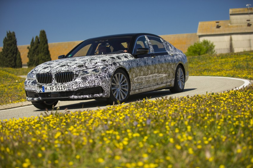 2016 BMW 7 Series G11/G12 – first details released Image #329926