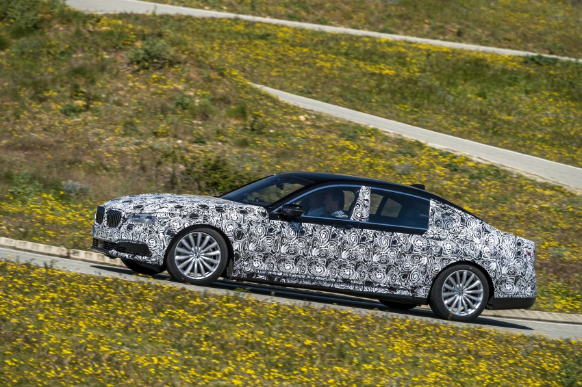 2016 BMW 7 Series G11/G12 – first details released Image #329923