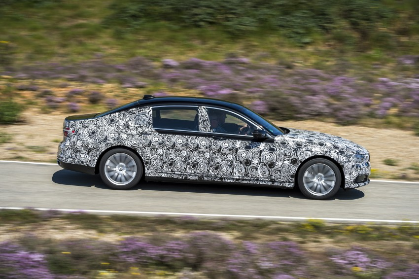 2016 BMW 7 Series G11/G12 – first details released Image #329932