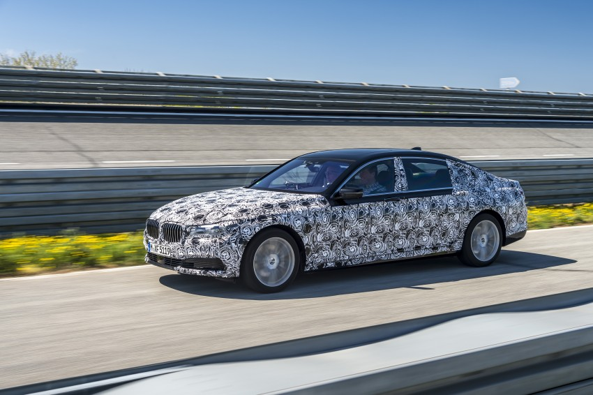 2016 BMW 7 Series G11/G12 – first details released Image #329945