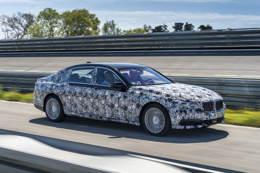 2016 BMW 7 Series G11/G12 – first details released Image #329944