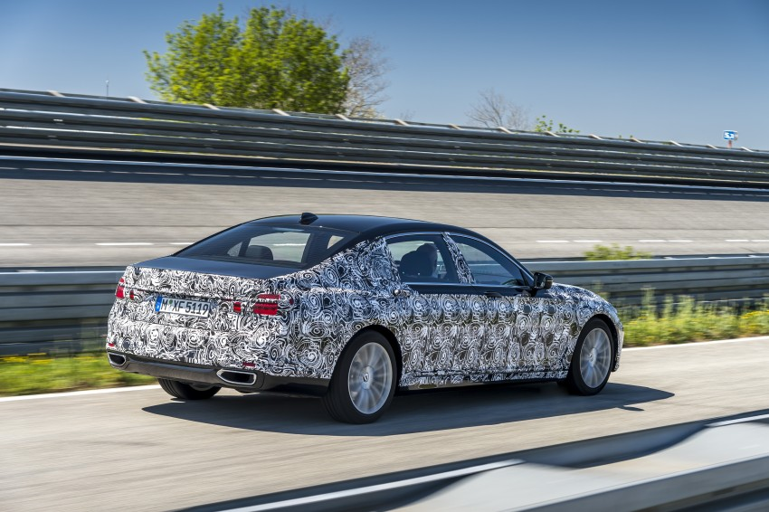 2016 BMW 7 Series G11/G12 – first details released Image #329941